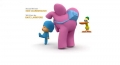 Kids Cartoon - POCOYO - Runaway hat - English