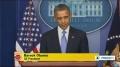 [01 Oct 2013] Obama warns nation of ramifications of government shutdown - English