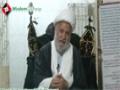 [Majlise Aza Barae Esale Sawab] H.I Ghulam Abbas Raisi - Safar 1434 - Urdu