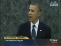 Did Obama Lie about FATWA?? - Nuke Free World By Rehbar - English & Persian