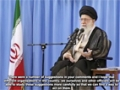 Leader Ayatullah Ali Khamenei Speech to Students 2013 - Farsi Sub English
