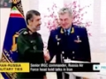 [21 Oct 2013] Iran presented Russia with one of its unmanned aircraft - English