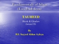 [abbasayleya.org] Usool-ud-deen - TAUHEED 8 - Shirk and Ghuluv - English