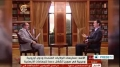 [22 Oct 2013] President Assad calls for Syrian solution to crisis - English