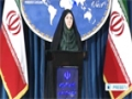 [22 Oct 2013] Tehran slams US top nuclear negotiator anti Iran remarks - English