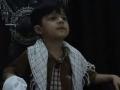 Youngest Zakir e Imam Hussain a.s S.M Kumail Abbas Jafri - Imame Mubeen - Urdu