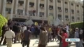 [24 Oct 2013] New protests against Morsi ouster in Egypt - English