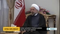 [27 Oct 2013] Iranian President says political solution is the only way to end violence in Syria - English