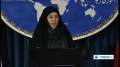 [29 Oct 2013] Iran Foreign Ministry Spokeswoman Marzieh Afkham Press Conf. - Part 3 - English