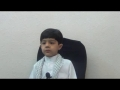 غیبت امام زمان عج - Youngest Zakir-e Imam Hussain a.s - Urdu
