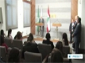 [03 Nov 2013] UN-Arab League envoy for Syria in Beirut for talks - English