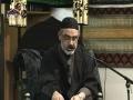 [02] Muharram 1435 - Pairwane Imam, Karbala Say Zahoor Tak - H.I Ali Murtaza Zaidi - UK London - Urdu