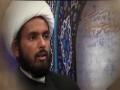 [01] Shaar e Imam Hussain - شعائر امام حسینؑ - Hal Min Nasir - Moulana Ali Abbas Khan - Urdu