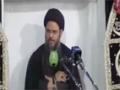 [08] Muharram 1435 - Nizam e Haq aur Qiyam e Hussain (a.s) - H.I Aqeel Ul Gharavi - Urdu