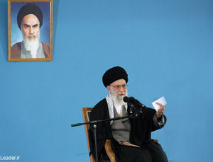 National Day Against Global Arrogance - Ayatullah Ali Khamenei Speech 2013 - Farsi Sub English