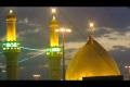 Adhan at Haram of Hazrat Abbas