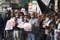 Majlis Ulama Shia Europe UK PROTEST AGAINST KILLING OF PAKISTANI SHIAS part 1 - Urdu