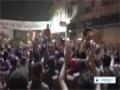 [17 Nov 2013] Egyptians take to streets to remember slain protesters - English