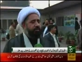 [21 Nov 2013] Allama Amin Shaheedi Internview - Such TV - Urdu