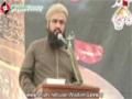 [یوم حسین ع] Speech : Mufti Muhammad Abid - 11 November 2013 - Karachi University - Urdu