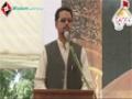 [یوم حسین ع] Speech : Dr. Zahid Ali - 11 November 2013 - Karachi University - Urdu