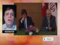 [29 Nov 2013] Iran Turkey working for Syria truce - English