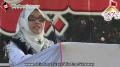 [یوم حسین ع] Speech : Sis. Rabab - 02 September 2013 - Sindh Medical Collage - Urdu