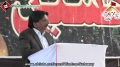 [یوم حسین ع] Salam : Br. Shair Hussain Shair - 02 September 2013 - Sindh Medical Collage - Urdu