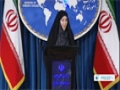 [09 Dec 2013] Iran Foreign Ministry Spokeswoman Weekly Press Conf. (P.3) - English