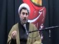 [04] Muharram 1435   Philosophy of Hijab   Sheikh Mansour Laghaei   English