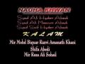 [01] Muharram 1435 - Haye Hussaina - [Syed Ali Haider Abedi Nauha 2013-14] - Urdu