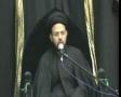 [12] Safar 1435 - Maulana Sibt e Haider - Labbaik Ya Zainab (s.a) - Kuwait HIWM - Urdu