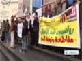 [18 Dec 2013] Egyptian journalist rally against constitutional referendum - English