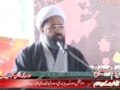 {01} [یوم حسین ع] Speech : H.I Amin Shaheedi - International Islamic University, Islambad - Urdu