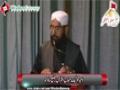 [یوم حسین ع] Janab Muhammad Akram   Tehreek-e Minhajul Quran - 17 December 2013 - Dawood Engineering Univ - Urdu