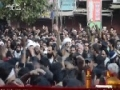 لبیک یا حسین Arbaeen Jaloos passing by Madressa-e-Taleem-ul-Quran - 20 Safar 1435 - All languages