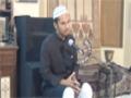 Quran-o-Ahlebayt (a) - Maaqaz-e-Hidayat - 21st Safar 1435 A.H - Moulana Agha Munawar Ali - Urdu