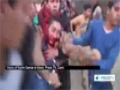 [30 Dec 2013] Egyptian forces fire tear gas to protesters in Al Azhar University - English