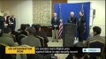 [02 Jan 2014] US senators warn Afghan pres. against failure to sign security cord - English