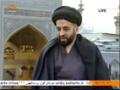 {02} [LIVE Program] Shahadat Imam Raza a.s | شہادت امام رضا ع - Haram Imam Raza (A.S) - Urdu