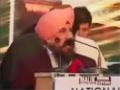 [قومی امن کنونشن] Speech : Sikh Rehnuma | Sardar Charnjeet Sing Sagar - 05 January 2014 - Urdu