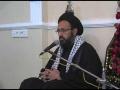 [02] 28 Safar 1435 - Saqafti Yalgaar Aur Unka Hal - H.I Sadiq Taqvi - Incholi - Urdu