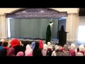 Enactment of Hadith e Kisa at Wali ul Asr School - English