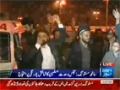 [Media Watch] Dawn News : Saneha e Mastung Kay Khilaf MWM PAK Ki Janib Say Numaish Chorangi Per Dharna - Urdu