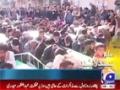 [Media Watch] Geo News : Saneha e Mastung Kay Khilaf Mulk Bhar Main Ahtejaji Dharna Jari - 22 Jan 2014 - Urdu