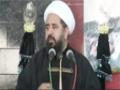 [Awaze Wahdat] Shia Sunni Ittehad Aman Ka Paigham Hai | Speech : Amin Shaheedi - Urdu