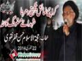 [کراچی نمائش یکجہتی دھرنا] Saneha e Mastung   Speech : H.I Hasan Zafar Naqvi - 22 Jan 2014 - Urdu