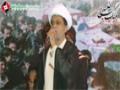 [کراچی نمائش یکجہتی دھرنا] Saneha e Mastung | Speech : H.I Aqeel Musa - 22 Jan 2014 - Urdu