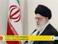 [29 Jan 2014] Turkey PM says Tehran and Ankara have the same approach to fighting terrorism - English