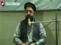 [Tajziya Wa Tehlil Saneha e Mastung] Dharna, Mutalbaat Aur Muzakrat | Speech H.I Amin Shaheedi - 26 Jan 2014 - Urdu